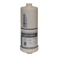 Filtro de recambio para filtros de carbón sobre fregadera