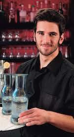 Agua filtrada para restaurantes